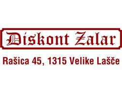 Diskont Zalar, Milan Zalar s.p.